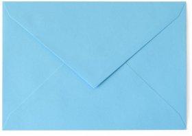 Koperta ozdobna Galeria Papieru, B6, 110g/m2, 20 sztuk, niebieski
