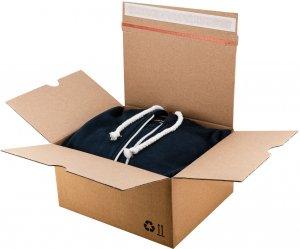 Karton Sendbox F703, 169x130x70mm, brązowy