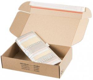 Karton Sendbox F427, 290x185x70mm, brązowy