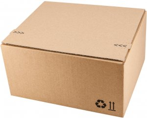 Karton Sendbox F427, 420x370x120mm, brązowy