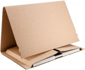 Karton Roll-Box S, 270x175x70mm, brązowy