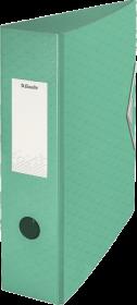 Segregator Esselte Colour'Ice, z polyfoamu, zielony
