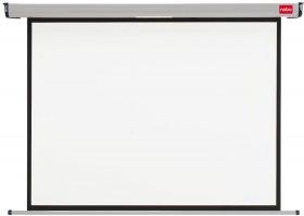 Ekran projekcyjny ścienny Nobo, 240x181.3cm (4:3)