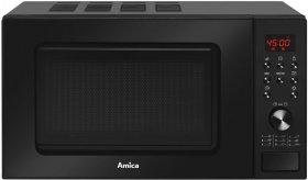 Kuchenka mikrofalowa Amica AMGF20E1GB, 20l, czarny