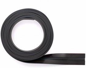 Listwa samoprzylepna Durable Durafix Roll, magnetyczna, 5m, czarny