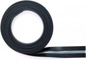 Listwa samoprzylepna magnetyczna Durable Durafix Roll, 5m, 5 sztuk, srebrny
