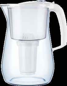 Dzbanek filtrujący Aquaphor Provance, 4.2l, biały + wkład Aquaphor B100-5