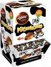 Cukierki Krówka Wawel, mleczny, 2.4kg