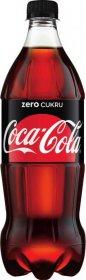 Napój gazowany Coca-Cola Zero, butelka, 0.85l