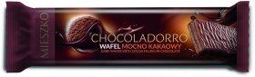 Wafel Mieszko Chocoladorro, kakaowy, 34g, 35 sztuk
