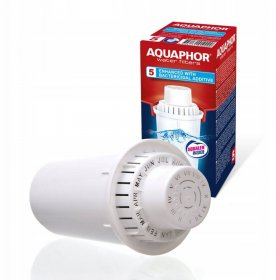 Wkład filtrujący Aquaphor B100-5, biały
