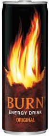 Napój energetyczny Burn Original, puszka, 250 ml