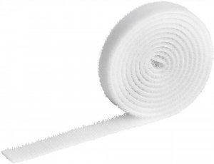 Taśma rzep do spinania kabli Durable Cavoline Grip 10, 1m x 10mm, biały
