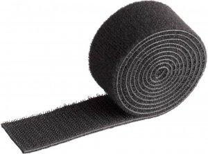 Taśma rzep do spinania kabli Durable Cavoline Grip 30, 1m x 30mm, czarny
