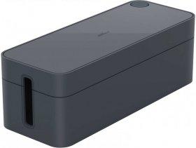 Pojemnik na kable Durable Cavoline Box S, 246x116x128mm, grafitowy