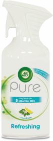 Odświeżacz Air Wick Pure Orzeźwiający/Refreshing, 250ml