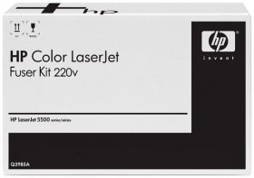 Grzałka utrwalająca (Fuser) HP Q3985A, 150000 stron
