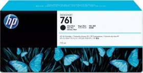 Tusz HP 761 (CM997A), 775ml, matte black (czarny matowy)