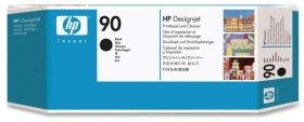 Głowica drukująca HP 90 (C5054A), black (czarny)