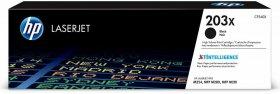 Toner HP 203X (CF540X), 3200 stron, black (czarny)