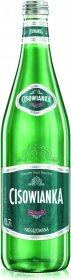 Woda niegazowana Cisowianka Classique, szklana butelka, 0.7l