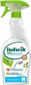 Płyn do mycia łazienki Ludwik Ekologiczny, cytrusy i eukaliptus, 750ml