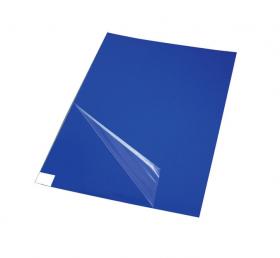 Mata dekontaminacyjna (dezynfekcyjna), 115x60cm, 30 warstw, niebieski (c)