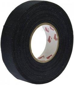 Taśma materiałowa mocująca Scapa, 19mm x 25m, czarny