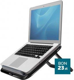 Podstawa pod laptopa Fellowes Quick Lift I-Spire™ , 320x42x286mm, czarny