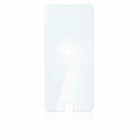 Szkło ochronne Hama Displex, do iPhone 6/6s/7/8/SE 2020, transparentny