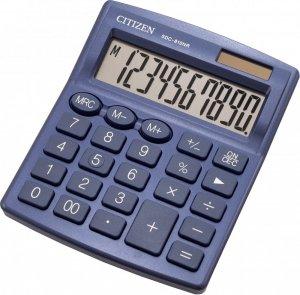 Kalkulator biurowy Citizen SDC-810, 10 cyfr, granatowy