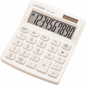 Kalkulator biurowy Citizen SDC-810, 10 cyfr, biały