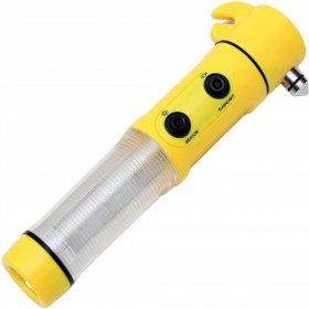 Latarka życia PK-MOT, 195 mm, żółty