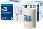 Czyściwo papierowe Tork 101221, do średnich zabrudzeń, M2, 2-warstwowe, 75m, biały