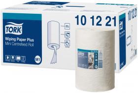 Czyściwo papierowe Tork, do średnich zabrudzeń, M2, 2-warstwowe, 75m, biały