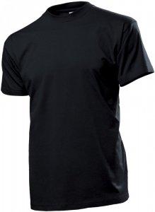 T-shirt Stedman ST2000, męski, 155g, rozmiar L, czarny