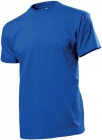 T-shirt Stedman ST2000, męski, 155g, rozmiar S, niebieski