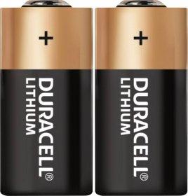 Baterie specjalistyczna Duracell CR123A Ultra, litowa, 2 sztuki