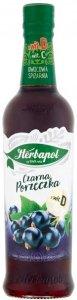 Syrop Herbapol Owocowa Spiżarnia, czarna porzeczka, 420ml