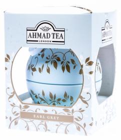 Herbata Earl Grey czarna liściasta Ahmad Tea Earl Grey, bombka, 30g