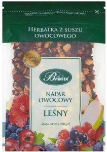 Herbata owocowa z suszu Bifix, owoce leśne, 100g
