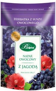 Herbata owocowa z suszu Bifix, owoce jagody, 100g