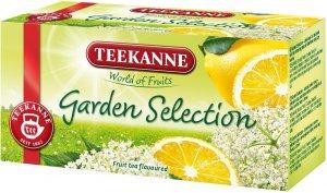 Herbata owocowa w kopertach Teekanne Garden Selection, 20 sztuk x 2.25g