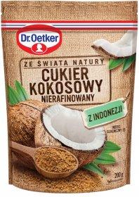 Cukier kokosowy Dr Oetker, 200g