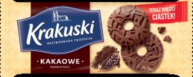 Herbatniki Krakuski, kakaowy, 168g