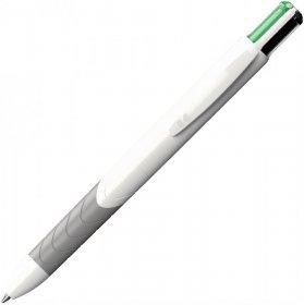 Długopis automatyczny Paper Mate InkJoy Quatro, 4 kolory, 0.4mm, mix kolorów