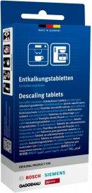 Tabletki do odkamieniania Siemens TZ80002, 3 sztuki x36g