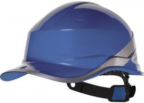 Hełm ochronny Delta Plus Diamond V, niebieski