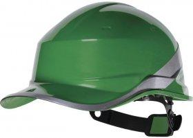 Hełm ochronny Delta Plus Diamond V, zielony