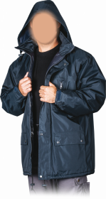 Kurtka ocieplana Reis Alaska, rozmiar XL, granatowy